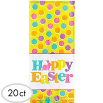 Easter Expressions Treat Bags 11 1/2in 20ct