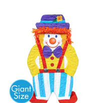 Giant Clown Pinata