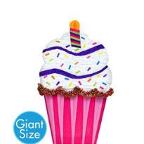 Giant Cupcake Pinata