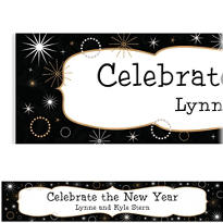 New Year's Gala Custom Banner 6ft