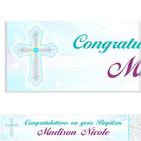 Joyous Celebration Custom Banner 6ft