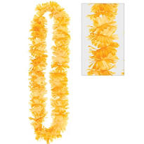 Orange Summer Breeze Lei