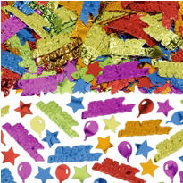 Balloon Fun Birthday Confetti 5oz