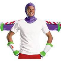 Adult Buzz Lightyear Costume Kit - Toy Story