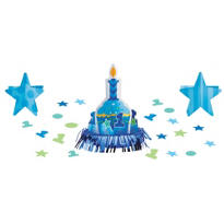Boy 1st Birthday Table Decorating Kit