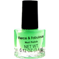 Neon Green Glow In The Dark Nail Polish