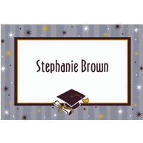 Grad Honors Custom Graduation Thank You Notes