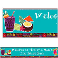 Summer Cocktail Custom Banner 6ft