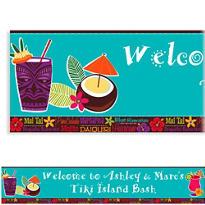 Summer Cocktail Custom Banner 6ft
