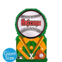 Giant Arizona Diamondbacks Pinata