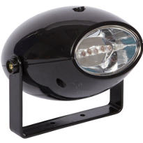 Elliptical LED Strobe Light Show 5in