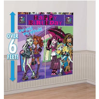 Monster High Scene Setter 5pc