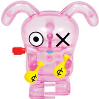 Uglydoll Ox Pink Windup Toy