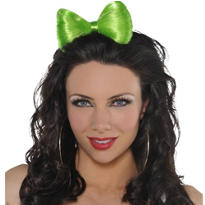 St. Patricks Day Bow Hair Clip