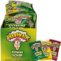 Extreme Sour Mega Warheads Candy 12ct
