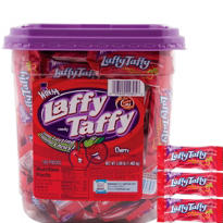 Wonka Cherry Laffy Taffy 145ct