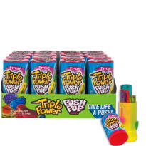 Topps Triple Power Push Pops 16ct