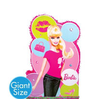 Giant Barbie Pinata