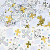 Blessed Day Communion Confetti
