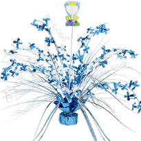 Blue Communion Centerpiece