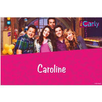 iCarly Custom Thank You Note