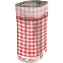 Gingham Flings® Pop-Up Trash Bin