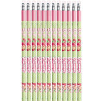 Strawberry Shortcake Pencils 12ct