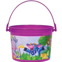 Dora the Explorer Favor Container 4in