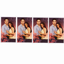 Twilight Breaking Dawn Stickers 4 Sheets