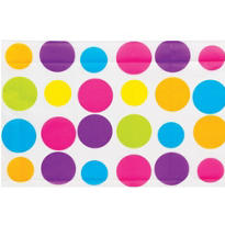 Polka Dot Photo Backdrop 60in