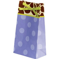 Modern Mommy Baby Shower Favor Bags 12ct