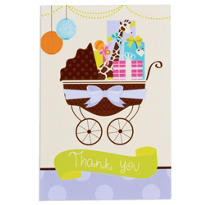 Modern Mommy Thank You Notes 8ct