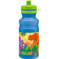 Prehistoric Dinosaurs Water Bottle 18oz
