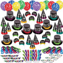 Jewel Simply Stated New Years <span class=messagesale><br><b>Party Kit For 300</b></br></span>