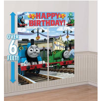 Thomas the Tank Engine Scene Setters 5pc
