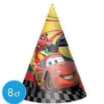 World Grand Prix Cars Birthday Candles 4ct