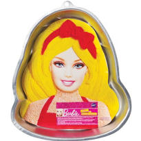 Barbie Cake Pan