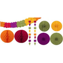 Fall Room Decorating Kit 9pc