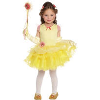 Girls Tutu Belle Dress