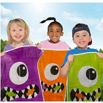 Boo Crew Halloween Potato Sacks 6ct