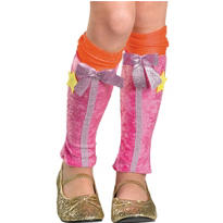Girls Winx Stella Leg Covers