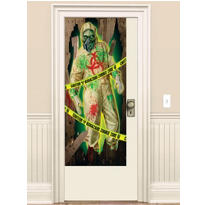 Biohazard Door Cover 72in