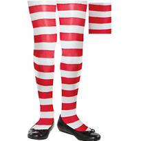 Child Candy Stripe Tights