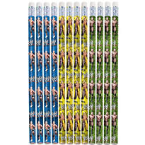 WWE Pencils 12ct