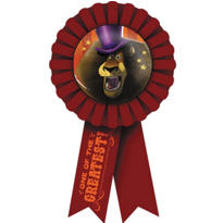 Madagascar Award Ribbon