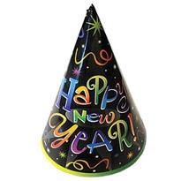 Midnight Party New Years Party Hat