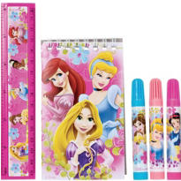 Disney Princesses Stationery Set 5pc