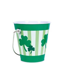 St. Patricks Day Bucket 4in