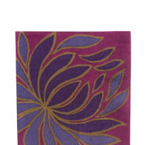 Floral Motion Lunch Napkins 20ct