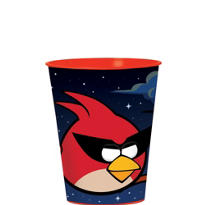 Angry Birds Space Favor Cup 16oz